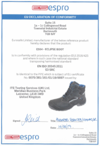 ES04 - Eclipse Safety Boot