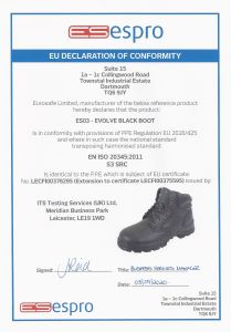 ES03 - Evolve Safety Boot